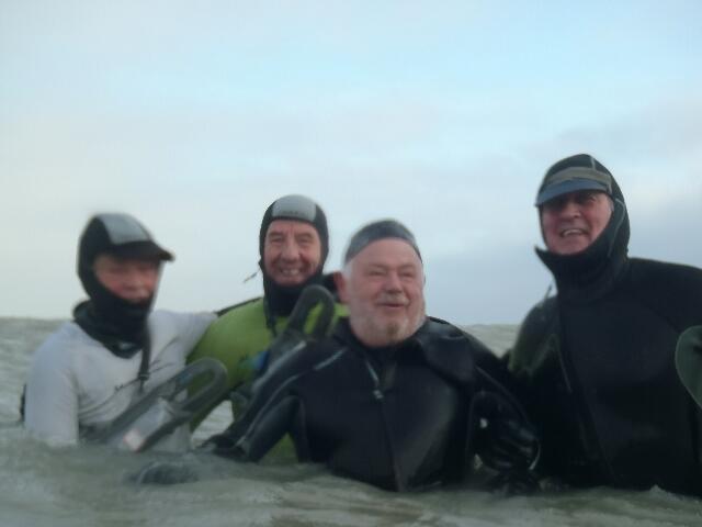 Longe Cote Dunkerque Dimanche 7 Janvier 2018 (145)