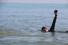 Opale longe cote nage avec palmes (11)