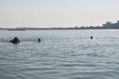 Opale longe cote nage avec palmes (112)