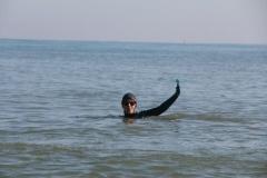 Opale longe cote nage avec palmes (12)
