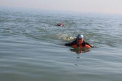 Opale longe cote nage avec palmes (151)
