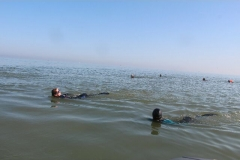 Opale longe cote nage avec palmes (163)
