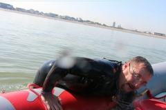 Opale longe cote nage avec palmes (201)