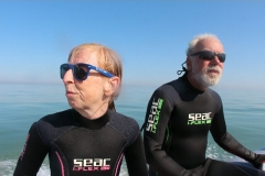 Opale longe cote nage avec palmes (224)
