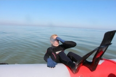 Opale longe cote nage avec palmes (227)