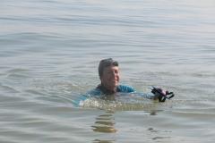 Opale longe cote nage avec palmes (245)