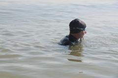 Opale longe cote nage avec palmes (246)