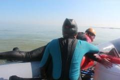 Opale longe cote nage avec palmes (293)