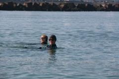 Opale longe cote nage avec palmes (31)