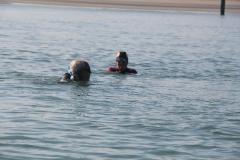 Opale longe cote nage avec palmes (32)