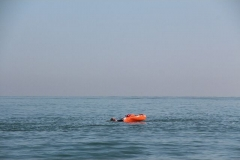Opale longe cote nage avec palmes (38)