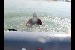 Opale longe cote nage avec palmes (404)