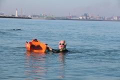 Opale longe cote nage avec palmes (42)