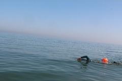 Opale longe cote nage avec palmes (60)