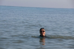 Opale longe cote nage avec palmes (7)