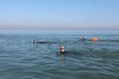 Opale longe cote nage avec palmes (90)