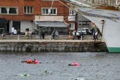 Triathlon Dunkerque 2018 Nage (2)