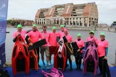Triathlon Dunkerque 2018 Nage (42)