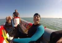 De la Rand-Eau (longe côte) à la nage en mer à palmes?