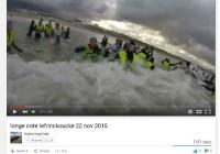 22 novembre… Au coeur de la vague – Vidéo
