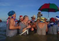 Bain des givrés 2016 (videos)