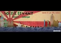 Soleil Levant, ultra trail aquatique (P)