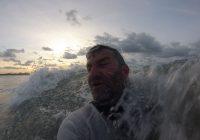 6 Octobre 2017 – Longe Cote avec de la vague à Dunkerque