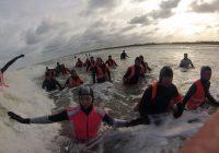 22 Octobre 2017 – Plus de 100 longecoteux en mer du nord