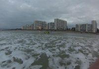11 Octobre 2017 – Longe Cote au crépuscule à Dunkerque