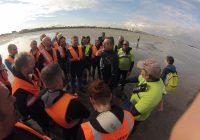 8 Octobre 2017 – Longe Cote sur les plages de Dunkerque