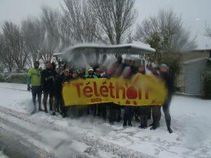 Telethon Opale Longe Cote 2017 Dunkerque