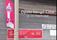 Opale longe Côte Semaine 12 – 2018