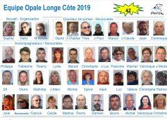 Dimanche 19 Mai 2019: Anniversaire Opale Longe Côte 12 ans.