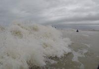 Courants et marées à Dunkerque.