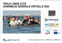 Assemblée générale Opale Longe Côte 2020 : Virtuelle.