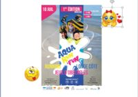 AQUARUN & FUN Samedi 10 Juillet 2021,  première mondiale de Bray-Dunes à Dunkerque